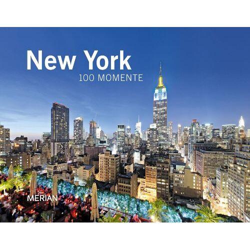 Andreas Hallaschka - New York: MERIAN Bildband - 100 Momente (MERIAN Bildbände) - Preis vom 12.05.2021 04:50:50 h