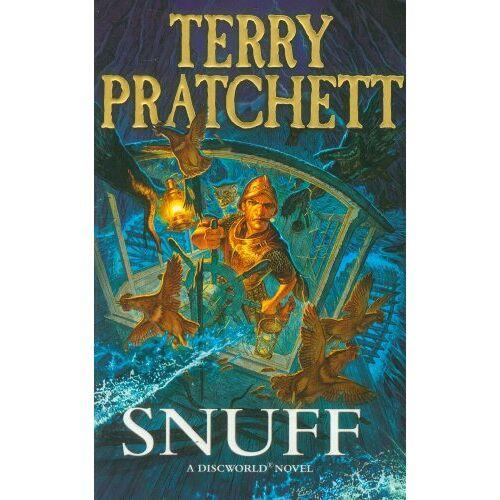 Terry Pratchett - Snuff: A Discworld Novel (Discworld Novels) - Preis vom 21.10.2020 04:49:09 h