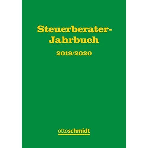Fachinstitut der Steuerberater - Steuerberater-Jahrbuch 2019/2020 - Preis vom 17.04.2021 04:51:59 h