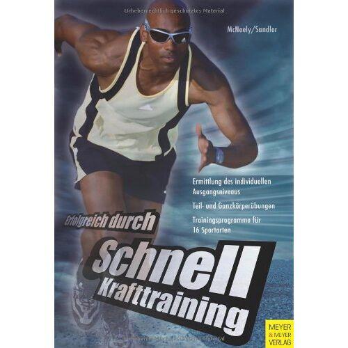 Ed McNeely - Erfolgreich durch Schnellkrafttraining - Das komplette Programm - Preis vom 12.05.2021 04:50:50 h