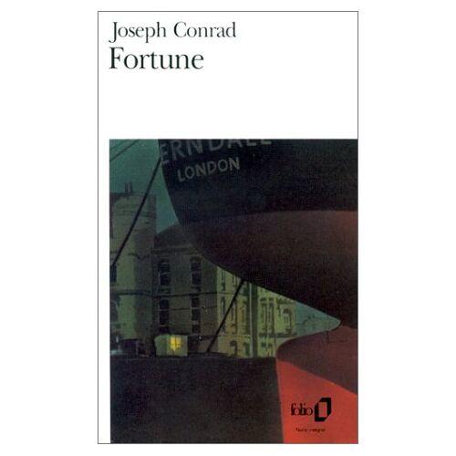 Joseph Conrad - Fortune Conrad (Folio) - Preis vom 18.04.2021 04:52:10 h