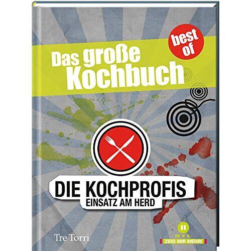 Ralf Frenzel - Die Kochprofis 4: Das große Kochbuch - Preis vom 06.09.2020 04:54:28 h