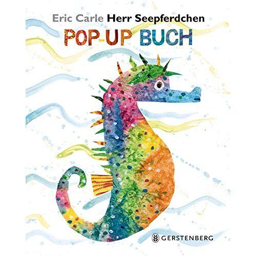Eric Carle - Herr Seepferdchen Pop-up-Buch - Preis vom 07.05.2021 04:52:30 h