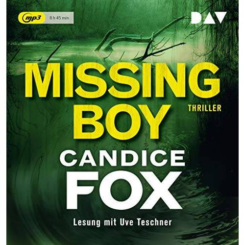Candice Fox - Missing Boy: Lesung mit Uve Teschner (1 mp3-CD) - Preis vom 27.02.2021 06:04:24 h