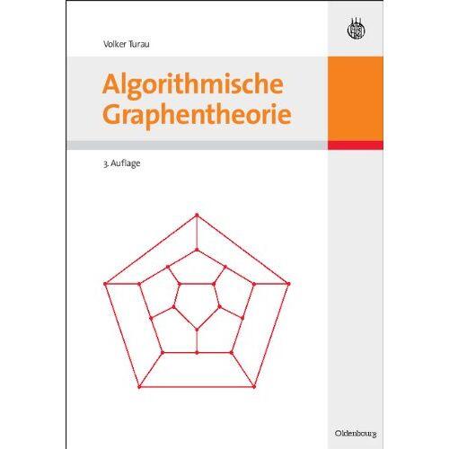 Volker Turau - Algorithmische Graphentheorie - Preis vom 18.01.2020 06:00:44 h