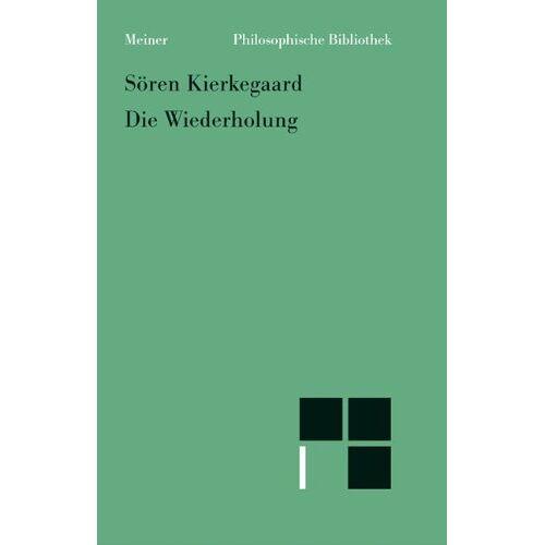 Sören Kierkegaard - Die Wiederholung - Preis vom 14.04.2021 04:53:30 h