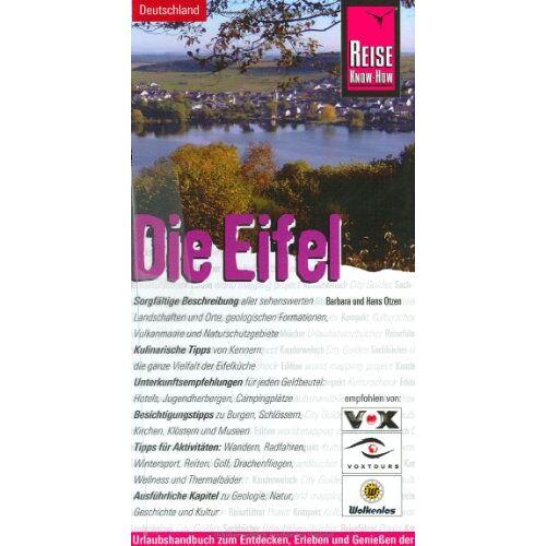 Barbara Otzen - Die Eifel - Preis vom 14.05.2021 04:51:20 h