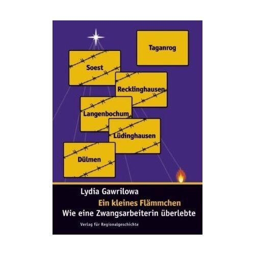 Lydia Gawrilowa - Ein kleines Flämmchen - Preis vom 20.10.2020 04:55:35 h