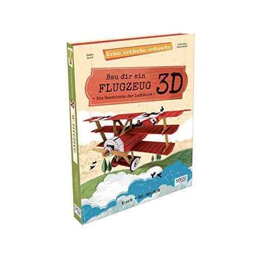 - Bau dir ein Flugzeug 3D - Preis vom 19.01.2021 06:03:31 h