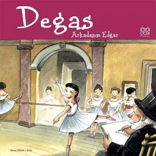Anna Obiols - Degas - Arkadasim Edgar - Preis vom 05.09.2020 04:49:05 h