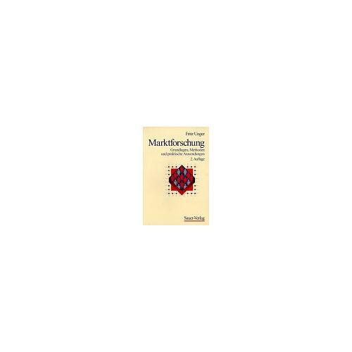 Fritz Unger - Marktforschung - Preis vom 23.01.2021 06:00:26 h