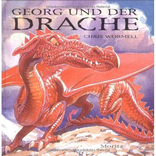 Chris Wormell - Georg und der Drache: Bilderbuch - Preis vom 05.09.2020 04:49:05 h