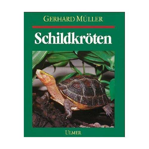 Gerhard Müller - Schildkröten. Land-, Sumpf- und Wasserschildkröten im Terrarium - Preis vom 01.03.2021 06:00:22 h