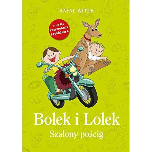 Rafal Witek - Bolek i Lolek Szalony poscig - Preis vom 14.01.2021 05:56:14 h
