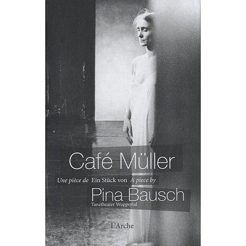 Pina Bausch - Cafe Müller - Ein Stück von Pina Bausch (+ Buch) - Preis vom 26.02.2021 06:01:53 h