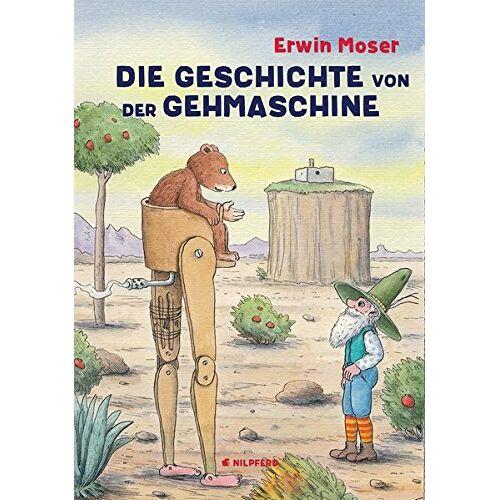 Erwin Moser - Die Gehmaschine - Preis vom 12.12.2019 05:56:41 h