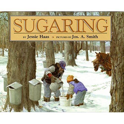 Jessie Haas - Sugaring - Preis vom 18.04.2021 04:52:10 h