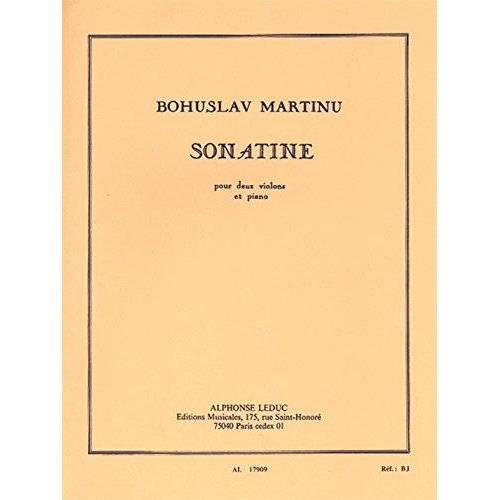 - Sonatine. Violine, Klavier - Preis vom 10.04.2021 04:53:14 h