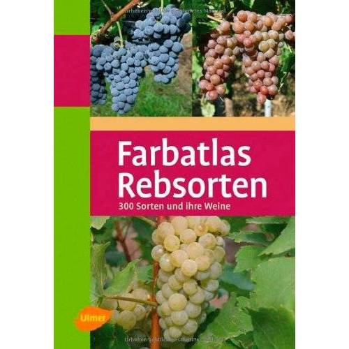 Hans Ambrosi - Farbatlas Rebsorten: 300 Sorten und ihre Weine - Preis vom 19.01.2021 06:03:31 h