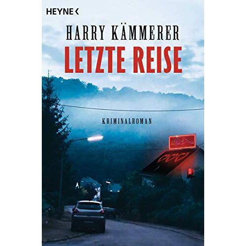 Harry Kämmerer - Letzte Reise: Roman (Kommissar-Hummel-Reihe, Band 2) - Preis vom 11.05.2021 04:49:30 h