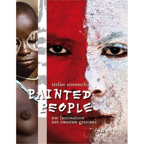 Stefan Eisenhofer - Painted People - Preis vom 10.05.2021 04:48:42 h