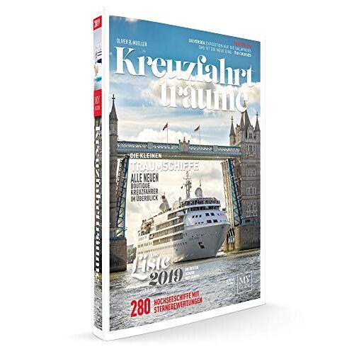Oliver P. Mueller - Kreuzfahrtträume 2019 - Die Kreuzfahrtbibel - Preis vom 28.10.2020 05:53:24 h