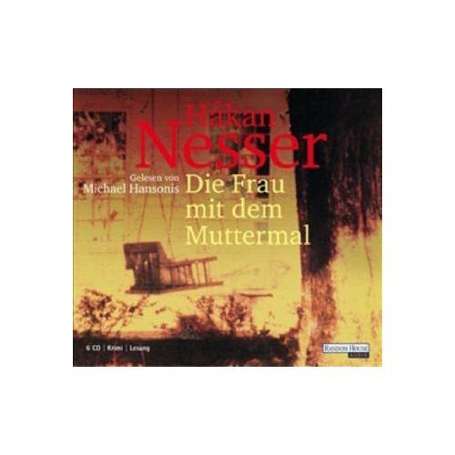 Håkan Nesser - Die Frau mit dem Muttermal. 6 CDs - Preis vom 18.06.2019 04:46:30 h