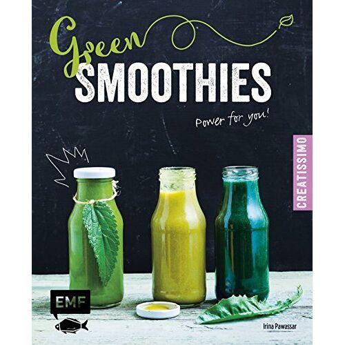 Irina Pawassar - Green Smoothies - Power for you! (Creatissimo) - Preis vom 18.11.2019 05:56:55 h