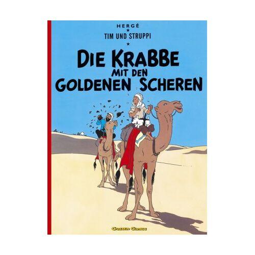 Hergé - Tim und Struppi. Die Krabbe mit den goldenen Scheren - Preis vom 04.09.2020 04:54:27 h