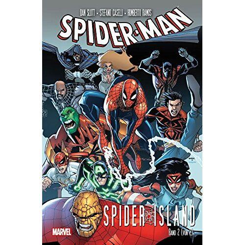 Dan Slott - Spider-Man: Spider-Island: Bd. 2 (von 2) - Preis vom 25.11.2020 06:05:43 h