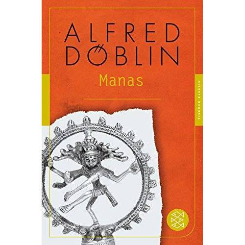 Alfred Döblin - Manas: Epische Dichtung (Fischer Klassik) - Preis vom 21.04.2021 04:48:01 h