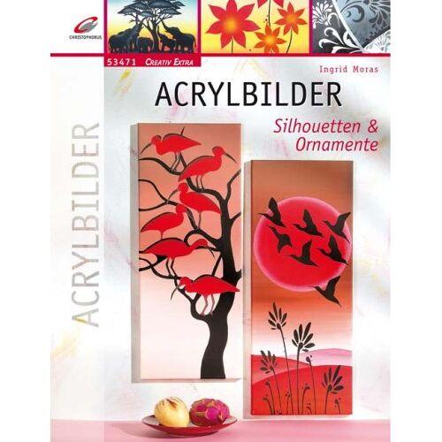 Ingrid Moras - Acrylbilder: Silhouetten & Ornamente - Preis vom 26.01.2020 05:58:29 h