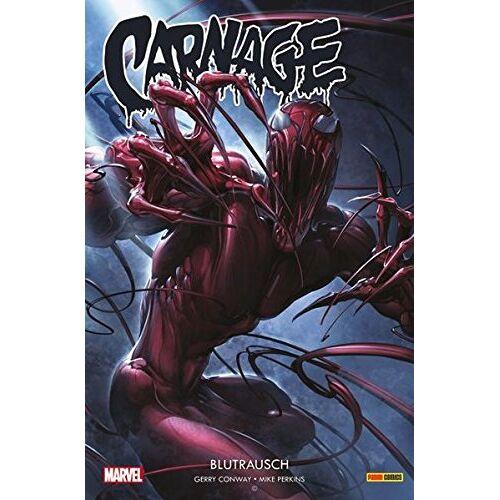 Gerry Conway - Carnage: Bd. 1: Blutrausch - Preis vom 13.05.2021 04:51:36 h