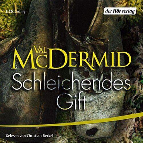 Val McDermid - Schleichendes Gift - Preis vom 20.02.2020 05:58:33 h