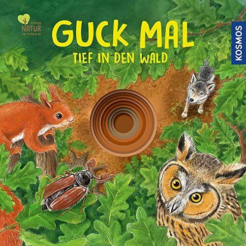 Lisa Apfelbacher - Guck mal tief in den Wald - Preis vom 23.01.2021 06:00:26 h
