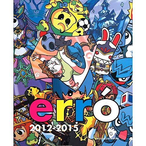 - Erró 2012-2015 (Cercle d'Art) - Preis vom 15.05.2021 04:43:31 h