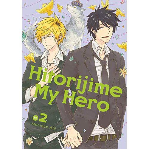Memeco Arii - Hitorijime My Hero 2 - Preis vom 25.01.2021 05:57:21 h