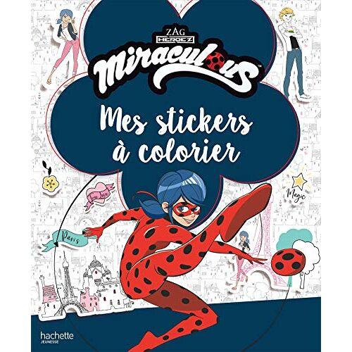 - Mes stickers à colorier Miraculous - Preis vom 21.10.2020 04:49:09 h