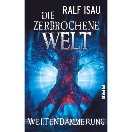 Ralf Isau - Die zerbrochene Welt: Weltendämmerung (Die zerbrochene Welt 3) - Preis vom 21.04.2021 04:48:01 h