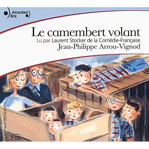 Jp Arrou-Vignod - Le Camembert Volant CD - Preis vom 16.04.2021 04:54:32 h