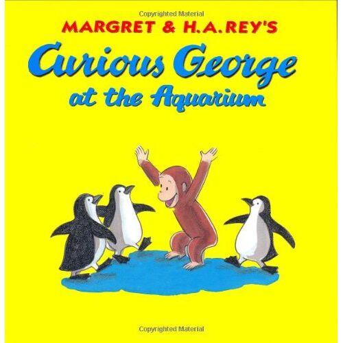 Rey, H. A. - Curious George at the Aquarium - Preis vom 12.04.2021 04:50:28 h