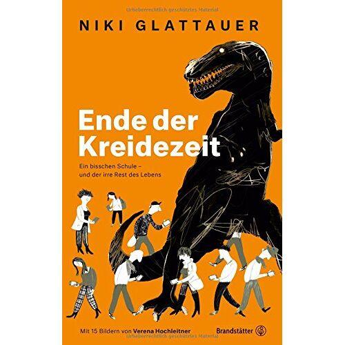 Niki Glattauer - Ende der Kreidezeit - Ein bisschen Schule - und der irre Rest des Lebens - Preis vom 25.01.2020 05:58:48 h