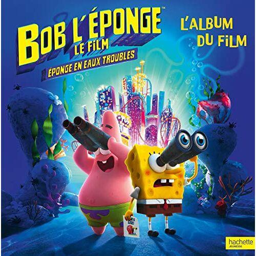 - BOB L'EPONGE -Album du film (Films) - Preis vom 27.02.2021 06:04:24 h
