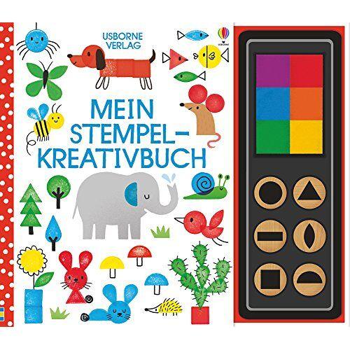 Fiona Watt - Mein Stempel-Kreativbuch - Preis vom 21.10.2020 04:49:09 h