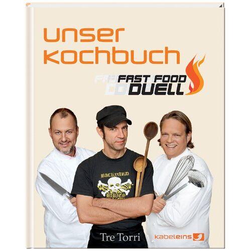 kabel eins - kabel eins Fast Food Duell - Unser Kochbuch: Das Kochbuch - Preis vom 05.09.2020 04:49:05 h