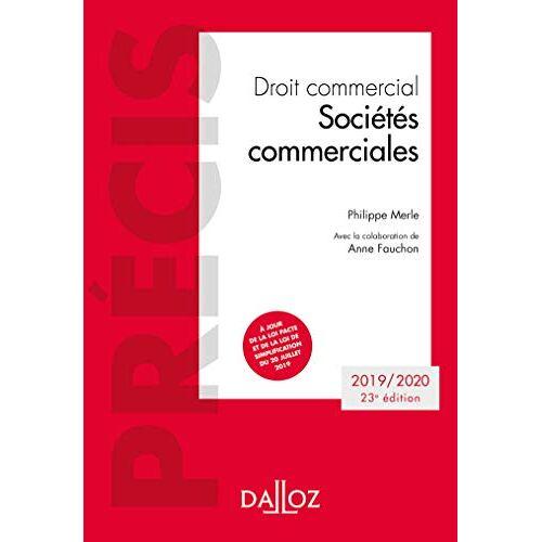 - Droit commercial : Sociétés commerciales - Preis vom 05.05.2021 04:54:13 h