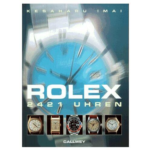 Kesaharu Imai - Rolex. 2421 Uhren - Preis vom 11.05.2021 04:49:30 h