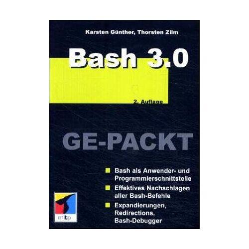 Thorsten Zilm - Bash GE-PACKT - Preis vom 20.10.2020 04:55:35 h