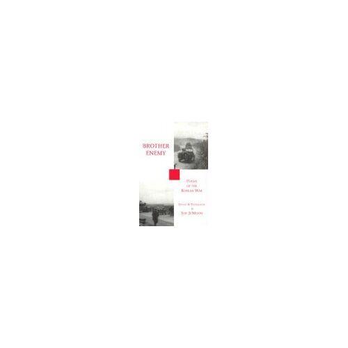 Ji-moon Suh - Brother Enemy: Poems of the Korean War (Korean Voices) - Preis vom 22.10.2020 04:52:23 h