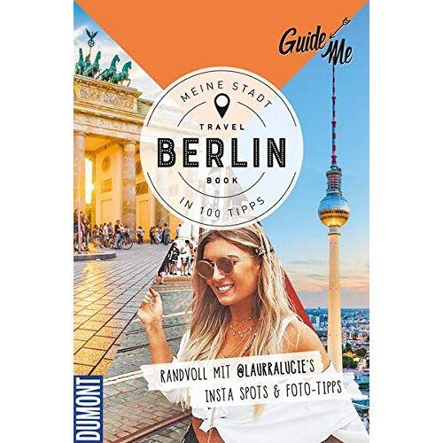 Hallwag Kümmerly+Frey AG - GuideMe Reiseführer Berlin (Kümmerly+Frey Freizeitbücher) - Preis vom 07.09.2020 04:53:03 h